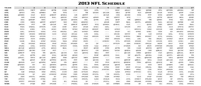 nfl-team-schedule